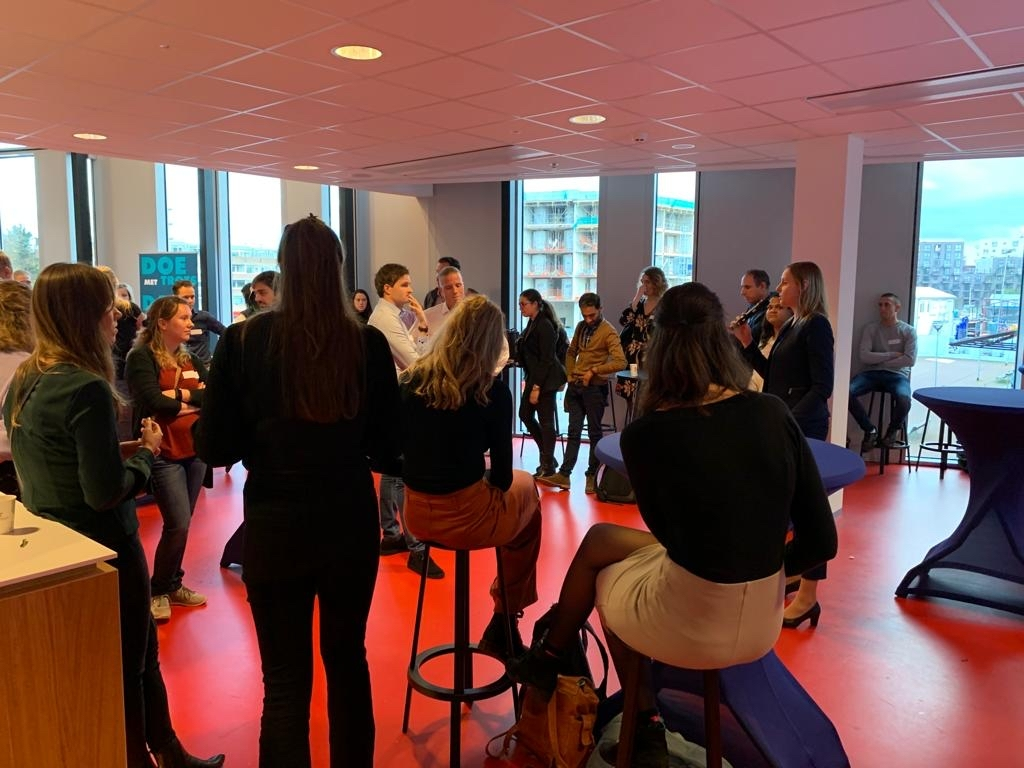 Workshop van Werken in Haaglanden