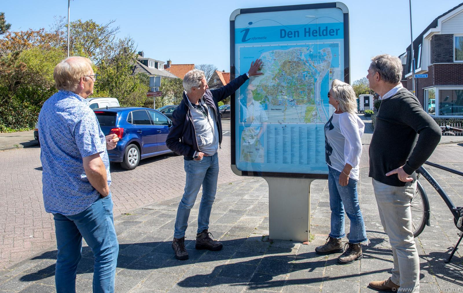 AO Willem Stam Kees Winkelman Den Helder bord 1600