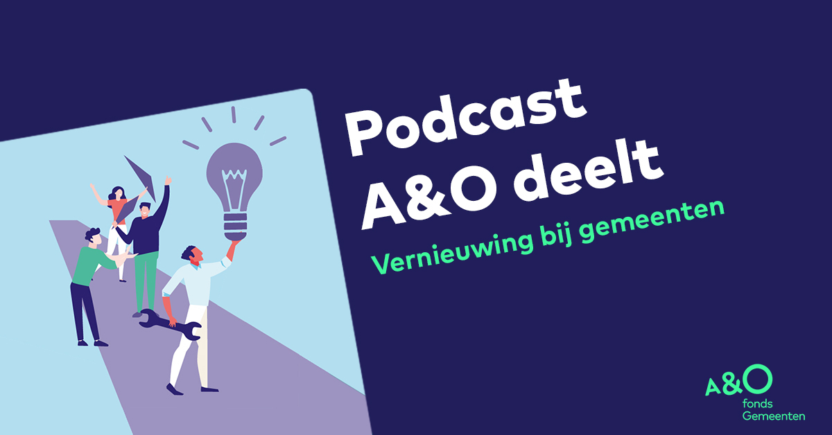 Podcast AO deelt Social Media