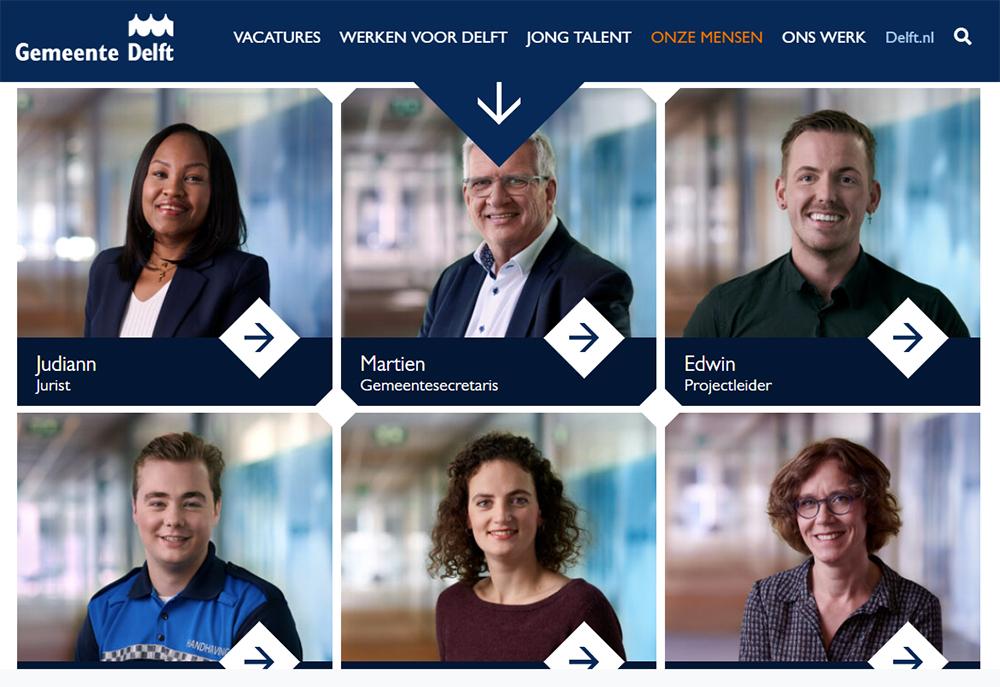 Werkenvoor Delft website team 1000