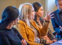 Podcast 3: Welke gesprekken voer je in een zelforganiserend team?