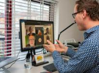Onderzoek thuiswerken en teameffectiviteit