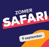 Zomersafari 9 september: Hybride werken