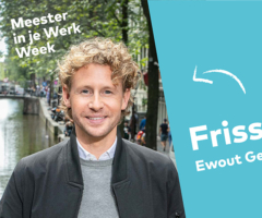 Meester in je Werk Week  - Ewout Genemans (+ 5 workshops)