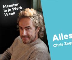Meester in je Werk Week  - Chris Zegers (+ 5 workshops)