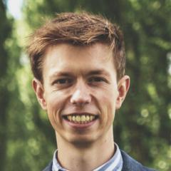 Bram Scholtens portret