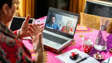 Webinar Remote leiderschap: leidinggeven op afstand - Arjen Banach