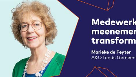 Medewerkers meenemen bij transformatie