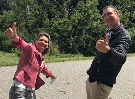 Dordrecht ontwikkelt gesprekskaarten om met collega's in contact te blijven