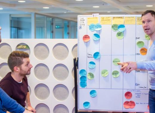 Negen succesfactoren voor datagedreven innovatieprojecten