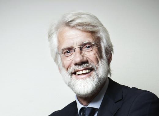 Erik Scherder spreker tijdens Zomersafari