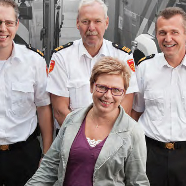 Brandweer neemt verantwoordelijkheid over loopbaan