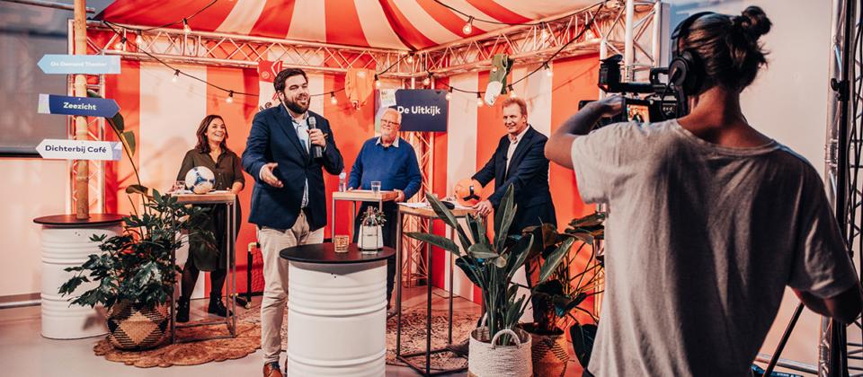 Fondsen festival - Dichterbij Cafe Cam2