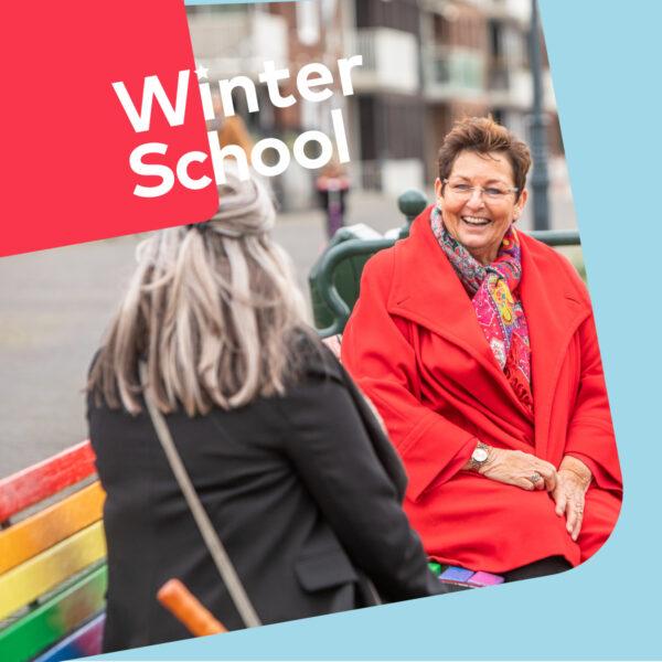 De Winterschool komt er aan!