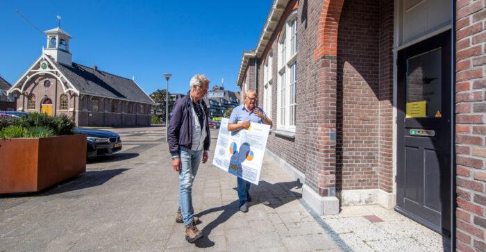 AO Willem Stam Kees Winkelman Den Helder deur 1600