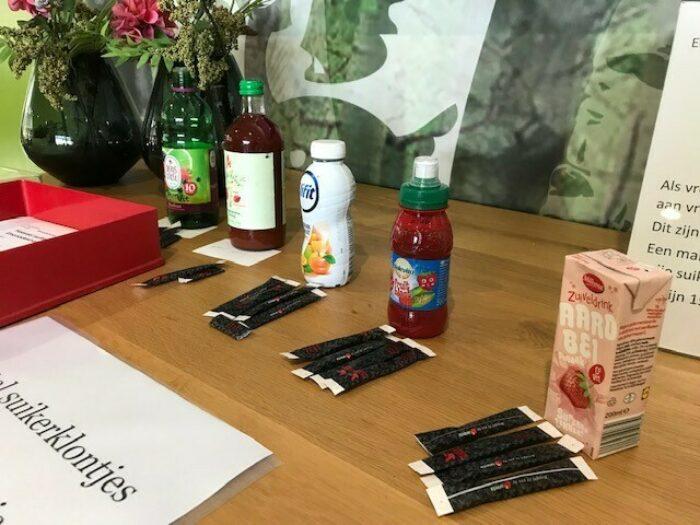 Vitaliteitsworkshop: suikercheck in drankjes