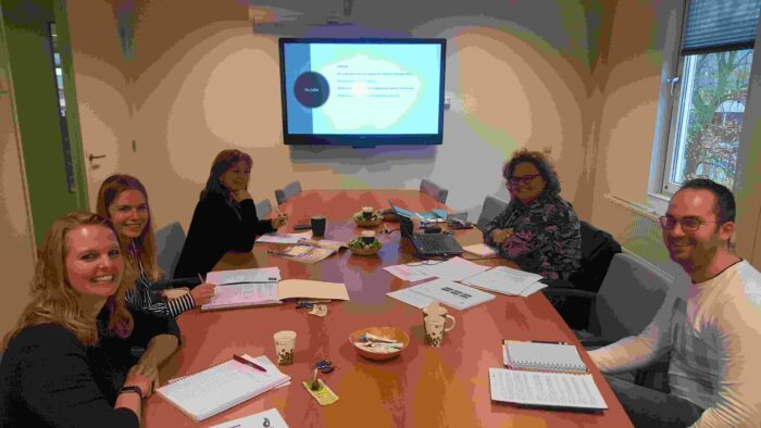 MIJWW in gemeente Goeree Overflakkee workshop helder schrijven