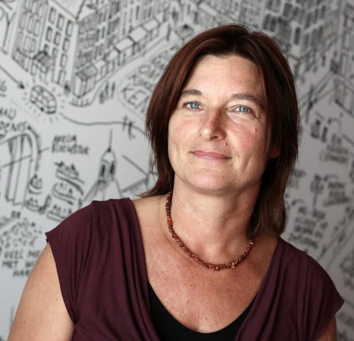 Interne Change Agent Esther Banen 1000