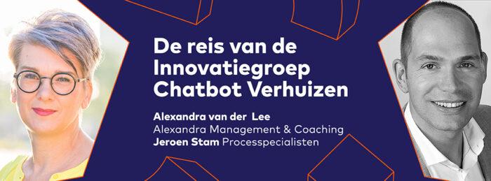 Werken aan innovatie Sprekers Banners Agenda Alexandra Jeroen 1080x400