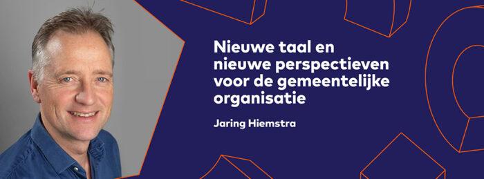 Werken aan innovatie Sprekers Banners Agenda Jaring Hommes zonder bedrijf 1080x400