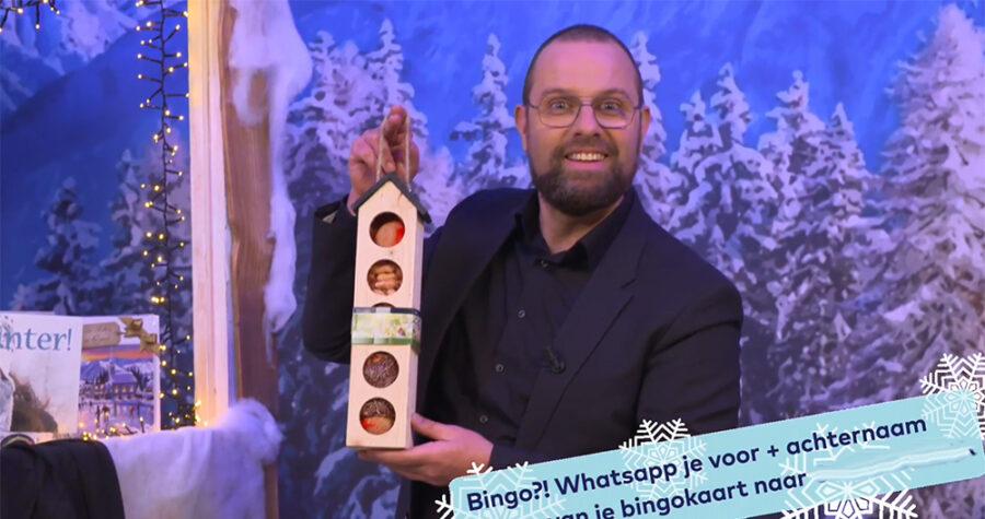 Winterschool bingo